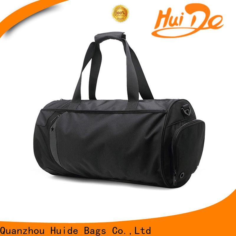 Huide Top custom burlap bags suppliers for women