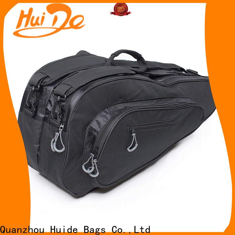 Huide fashion badminton shoe bag company for girls