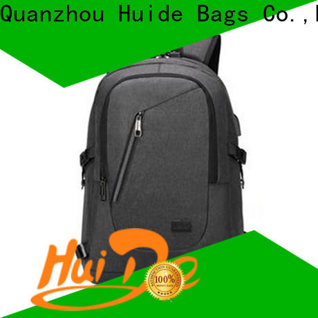 Huide New pretty backpacks for high school supply for college girl