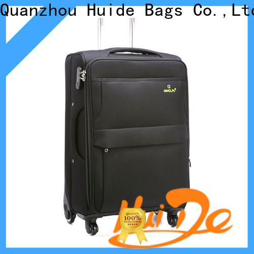 Huide Best top travel luggage suppliers for women