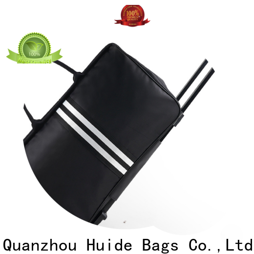 Huide duffle trolly bags travel company for work