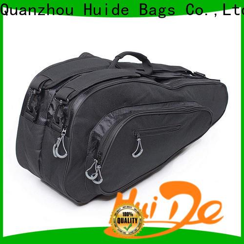 Huide practical badminton racket cover bag manufacturers for women