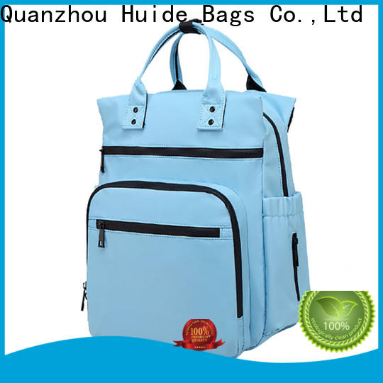 Huide Wholesale small girl diaper bags supply for baby girl