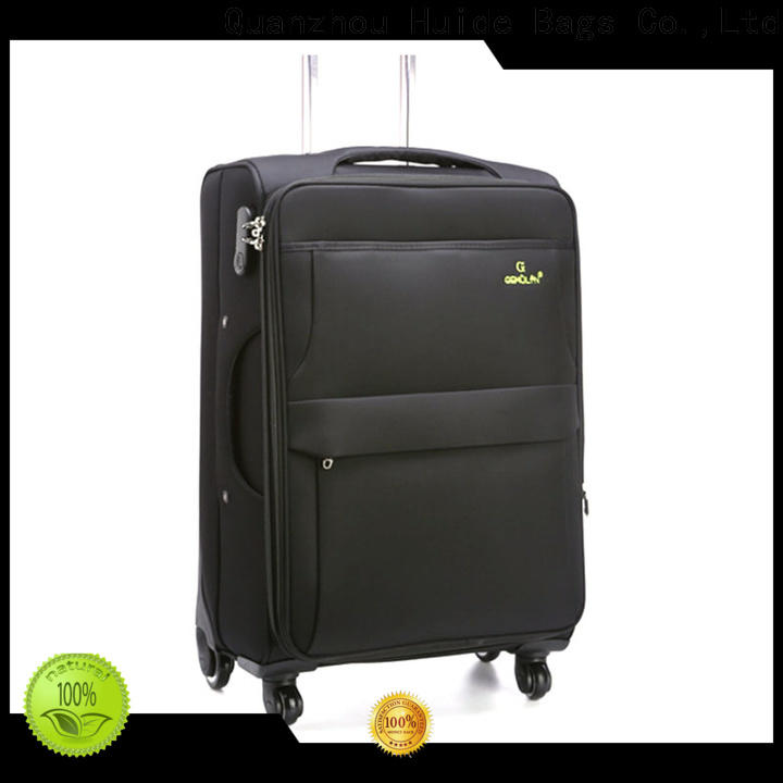 Top best soft sided suitcase expandable supply for business