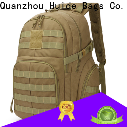 Huide upgrade tactical rolling backpack for business for laptop