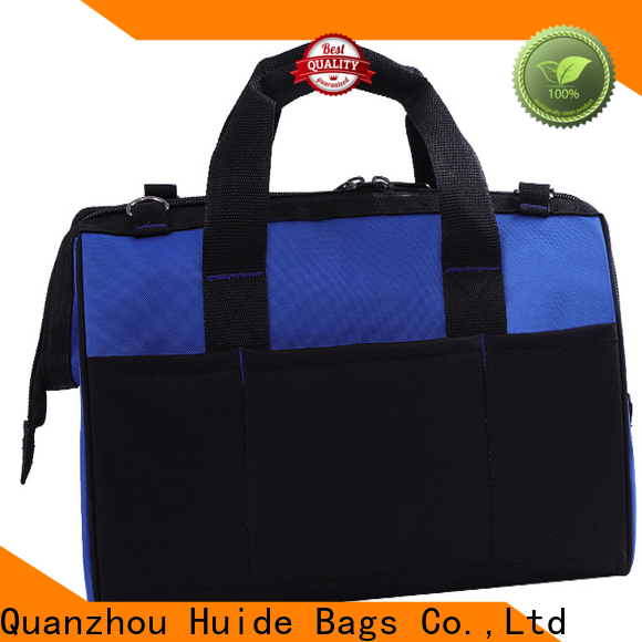 tool bag with zipper & lunch bag manufacturers