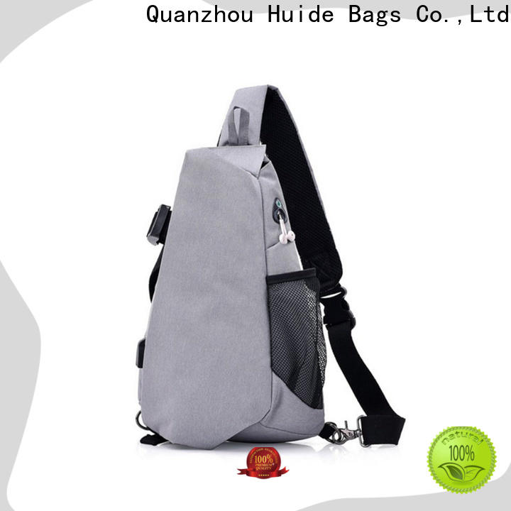 Wholesale tactical chest bag shoulder factory for adults