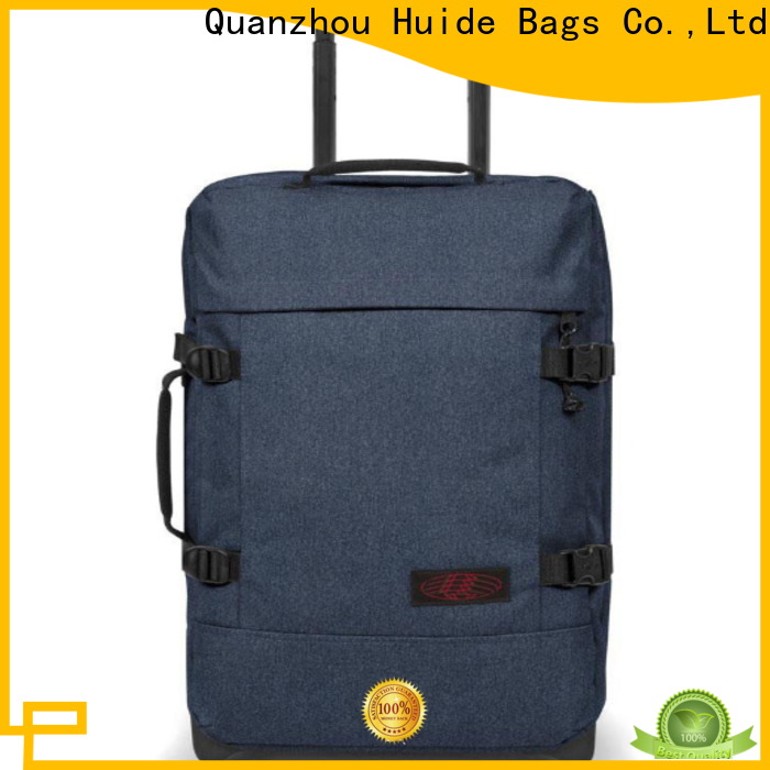 Huide Latest cheap custom bags company for dress clothes