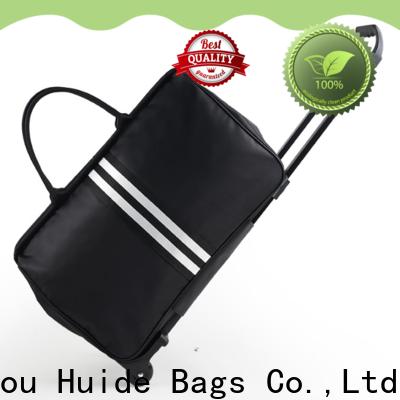 military travel backpack & duffle trolly bag