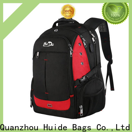 Huide Best small slim backpack manufacturers for ladies