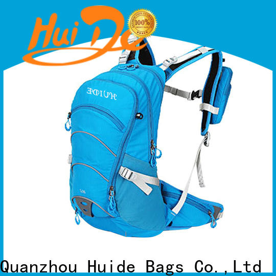bicycle hydration backpack & school bags factory