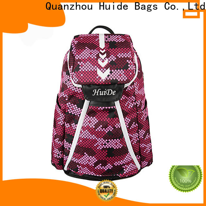 Latest pink badminton bag tactical supply for ladies