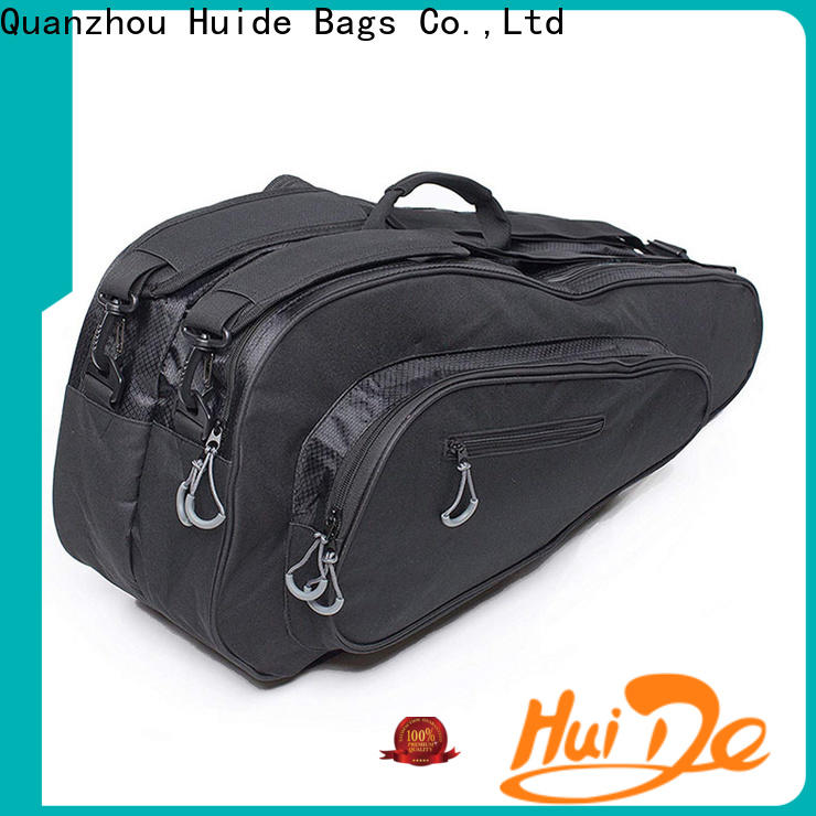 Huide racket badminton racket cloth bag supply for men