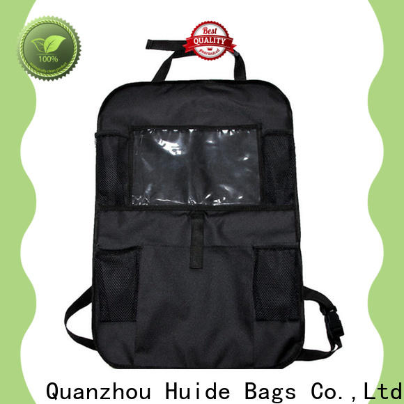 Huide view car organizer manufacturers factory for back of seat