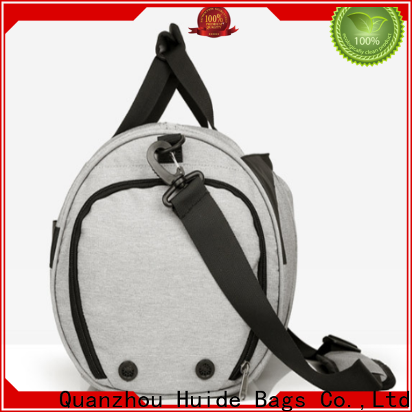 Huide Wholesale girls travel duffel bags for business for laptop