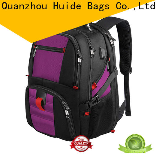 Huide High-quality business suit backpack manufacturers for ladies