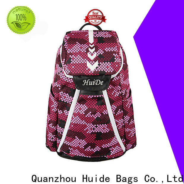 Huide gym personalised badminton bag company for girls