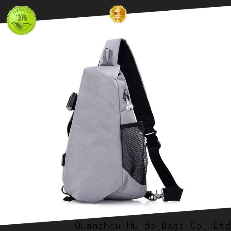 small waterproof hiking backpack & small chest pack