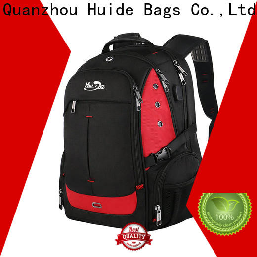 Huide Custom backpack supplier suppliers for ladies