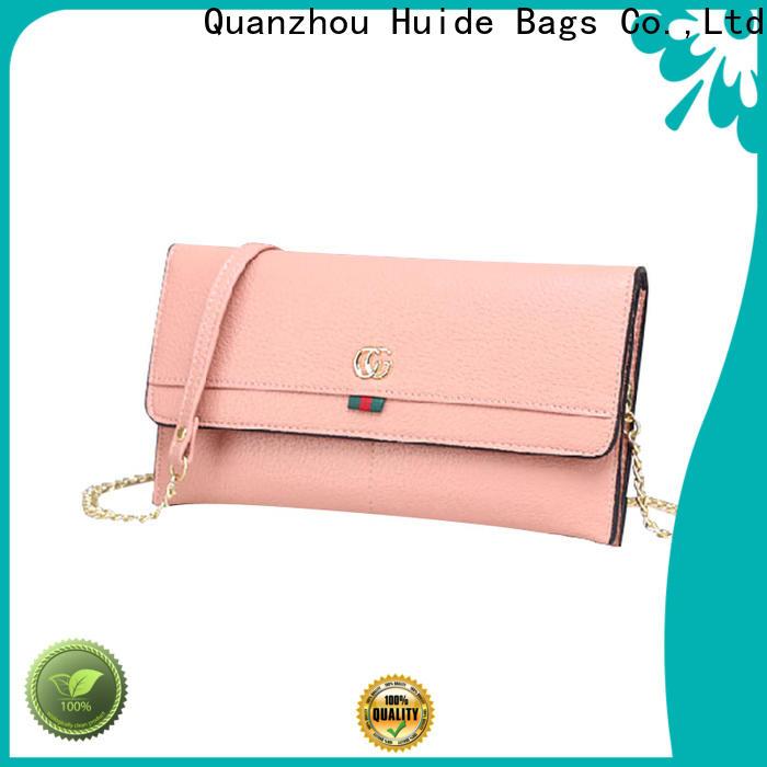 long fold wallet & tactical chest bag