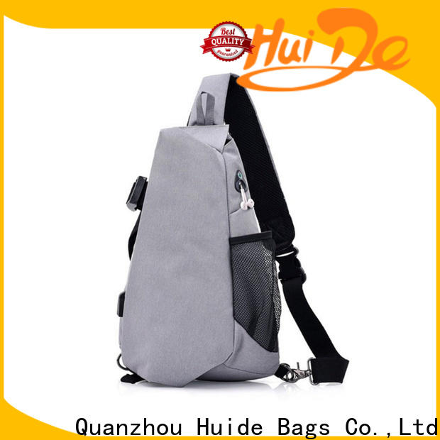 custom made canvas bags & outdoor sling bag