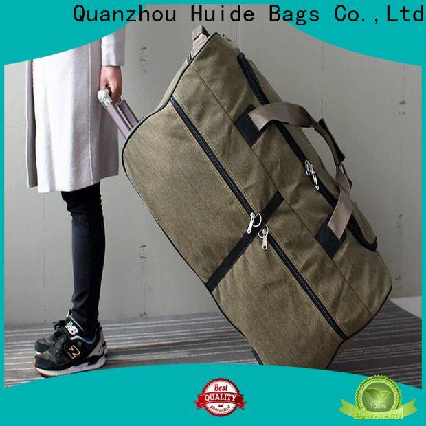 travel bag manufacturers & trolley garment bag