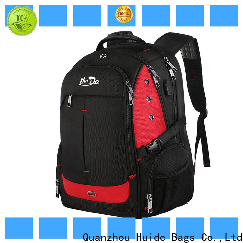 compare lightweight luggage & business school backpack