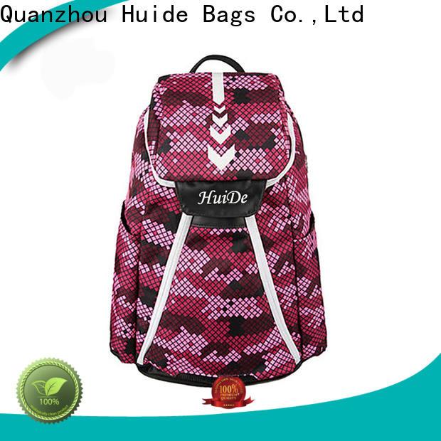 custom hide briefcase & bag racket badminton