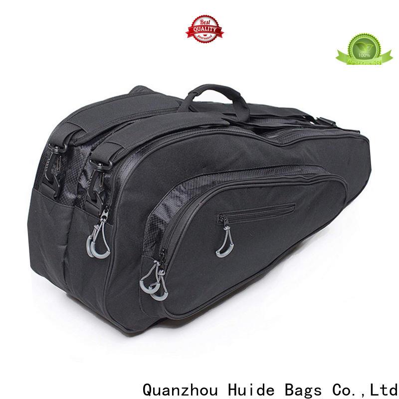 customized girl backpacks & badminton racket cloth bag