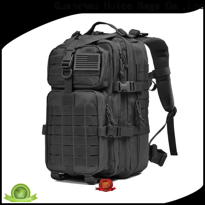 outdoor military backpack & boys packed lunch bag