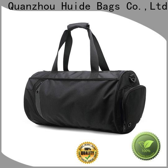 black mens gym bag & durable laptop backpack