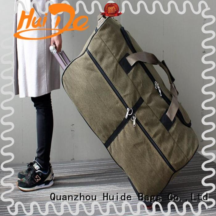 Huide luxury trolley luggage leaderboard for travel