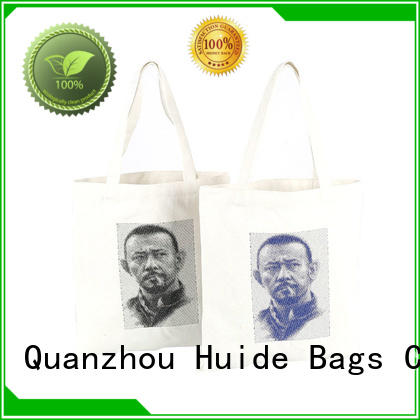 Huide focus on funny shopping bags function for wheelchair