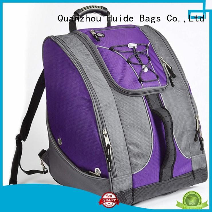 Huide focus on ski boot duffel bag wholesale price for 2 pairs