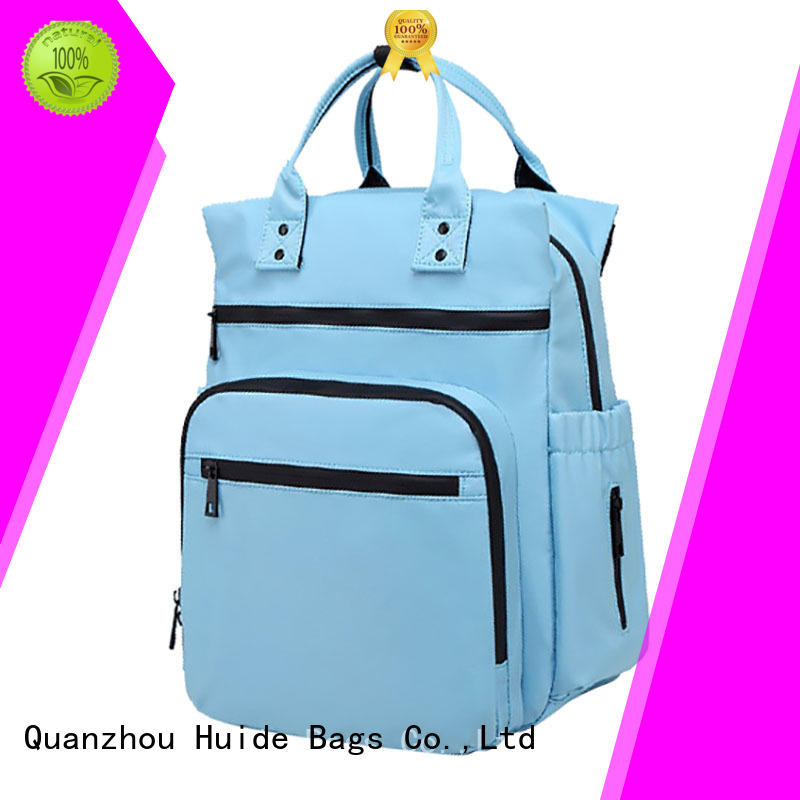Huide diaper bag for twins company for toddler