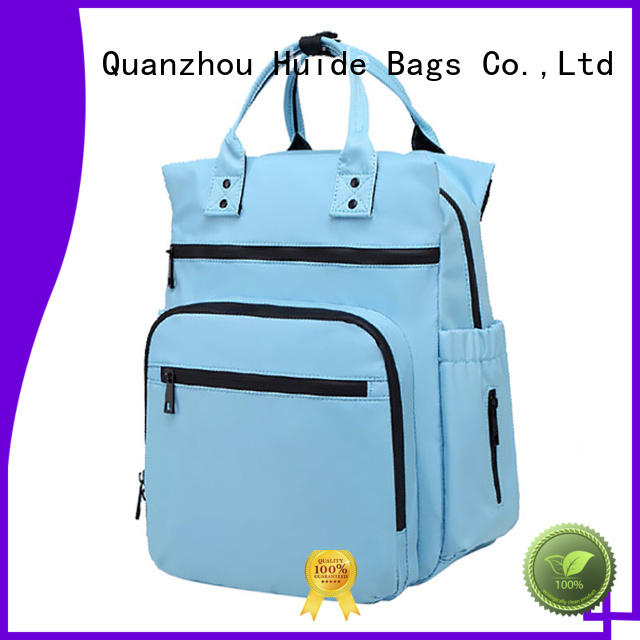 funky diaper bags & laptop backpack manufacturers