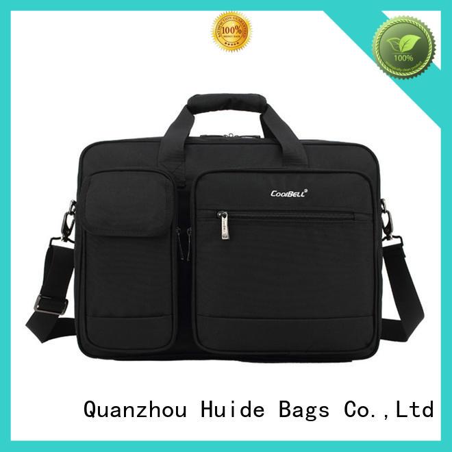 Huide soft briefcase bag ten big brand for women