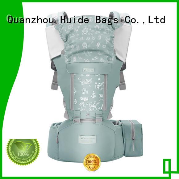 Huide good soft infant carrier supplier for mother care