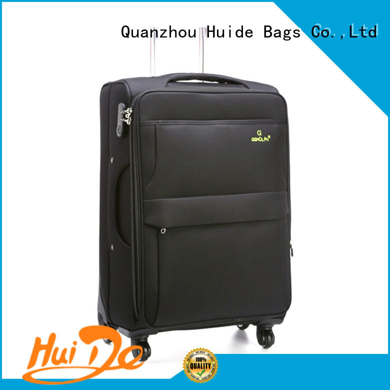 popular best soft sided luggage introduce for men