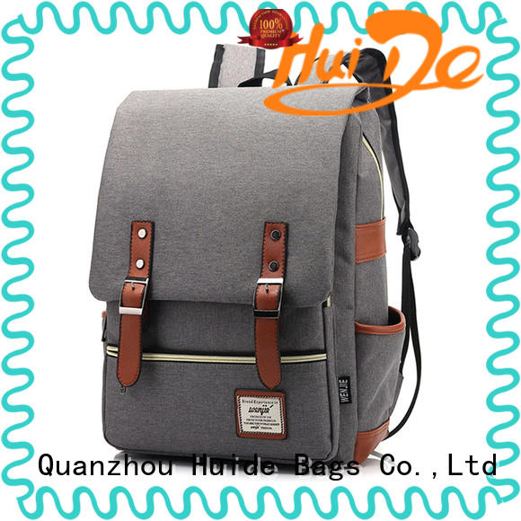 Huide explore casual day bag with wheels for school