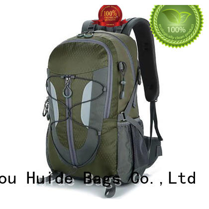 Huide hiking style backpack price list for travel