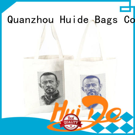 Huide fancy shopping bags low price for stroller