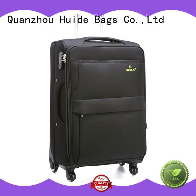 making soft side luggage with wheels product source for men