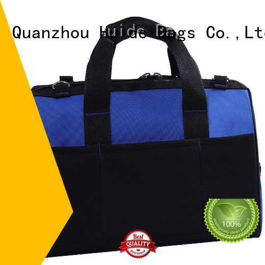 Huide quality tool bag with tools for boys