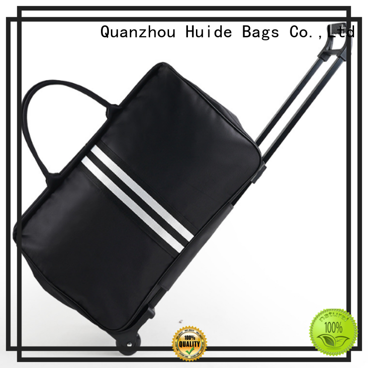 enterprise soft duffel bag with wheels list for travel