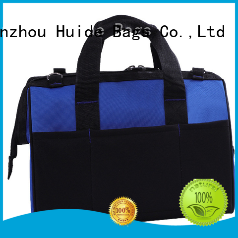 Huide practical tool bag with pockets material for truck