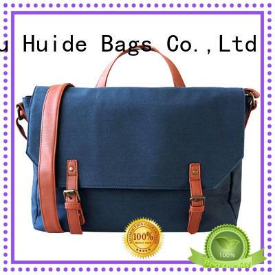 Huide high quality deep messenger bag online shopping for men