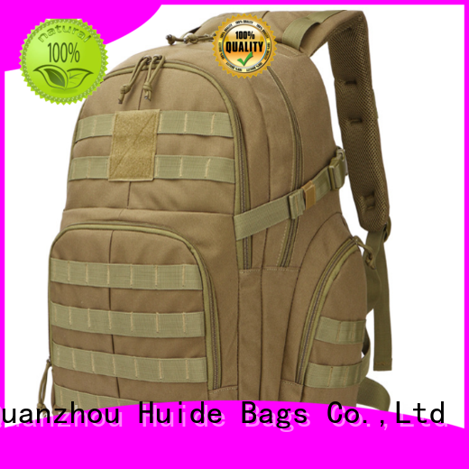 Huide quality tactical backpacks wholesale for hiking