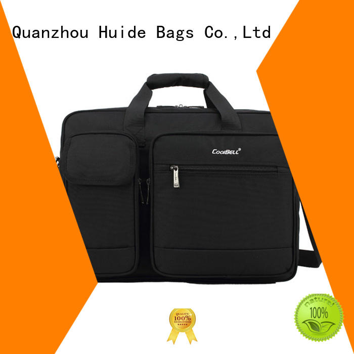 Huide modern women's briefcase wholesale price for men