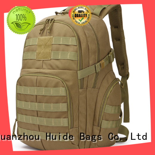 Huide good quality tactical backpacks wholesale for hunting